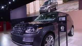 Jaguar Land Rover Press Conference New York 2015 | AutoMotoTV