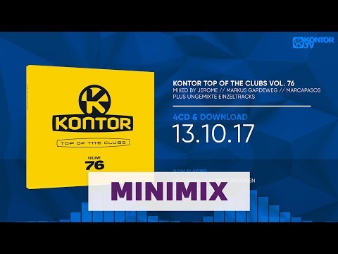 Kontor Top Of The Clubs Vol. 76 (Official Minimix HD)
