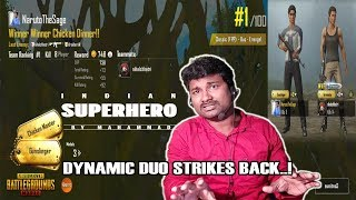 PUBG Mobile Game Play EPISODE 5 | Duo | FPP | Indian SuperHero Style