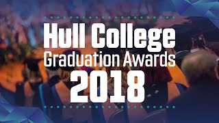 HULL COLLEGE GRADUATION - FACULTY OF BUSINESS & SCIENCE