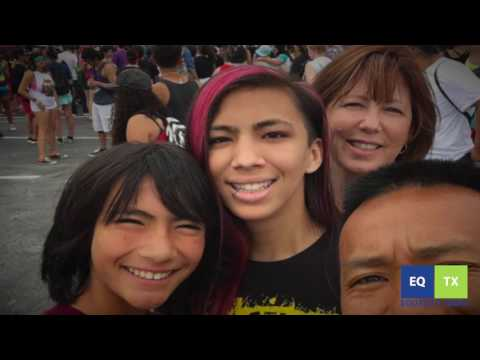 Video for Equality Texas about Marceline Chun's story