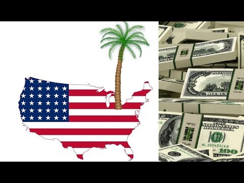 U.S. Now The Second Largest Tax Haven