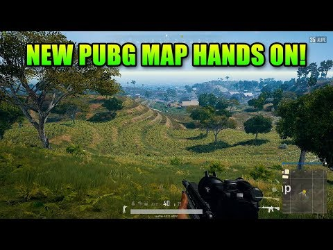Playing The 3rd PUBG Map! Savage