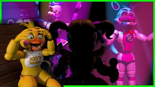 sfm fnaf toy chica reacts to sister location trailer