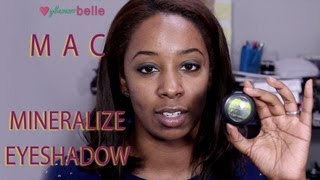 "☆ Limited Edition ☆ MAC ""CHA-CHA-CHA"" Eyeshadow Review 