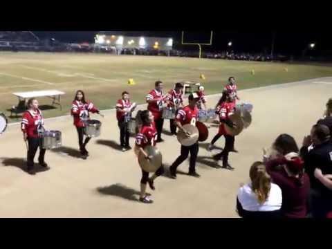Bakersfield College Drumline 2016