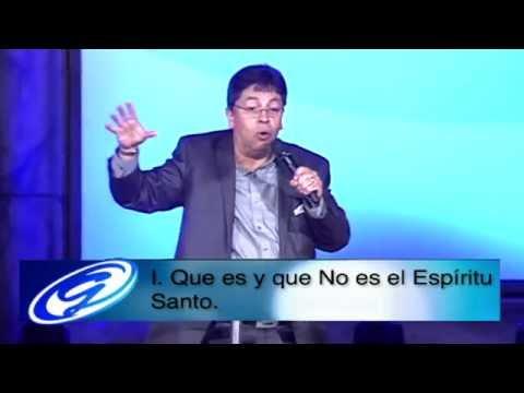Quien Es El Espiritu Santo - Julio Leon - Grace Español