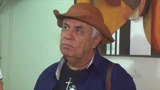 Reginaldo Silva Curador da Exposição da obra Luiz Gonzaga