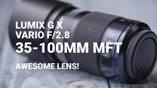 PANASONIC LUMIX G X VARIO 35-100MM F/2.8 POWER OIS SAMPLES REVIEW | ALBERT ART VIDEO + PHOTO |