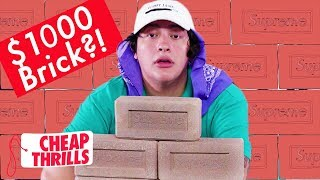 D.I.Y. Supreme Box Logo Brick | Cheap Thrills