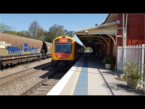 V638 - Muswellbrook to Hamilton Passenger view FULL