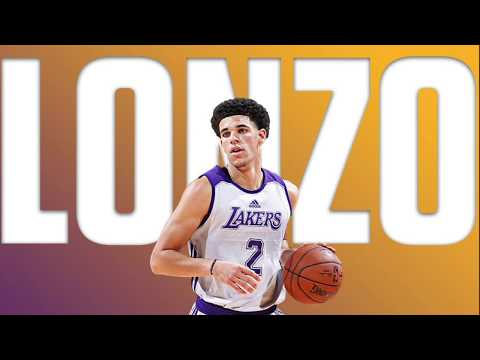 Lonzo Damn Near Had A Triple-Double in front of @KingJames (thoughts)