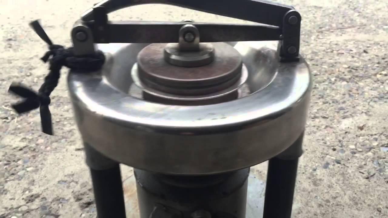 puck machine