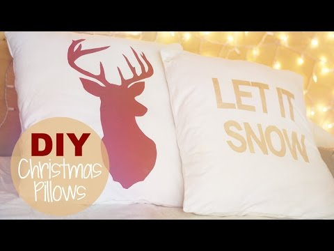 Facebook Freebies | Reindeer, Pillow covers and Cloths