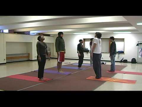 Yoga! à l'Université Laval