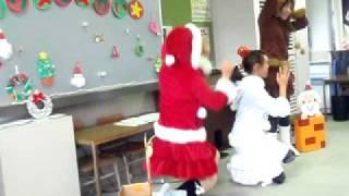 クリスマスはやっぱこうじゃなきゃね♪かわいいダンスとコスプレにもご注...