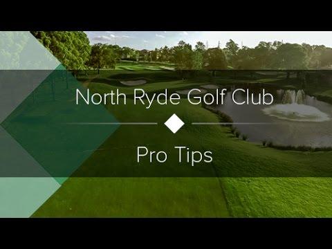 North Ryde Golf Club, Sydney, NSW | [ Pro Tips ] | Fairway Flyovers Australia