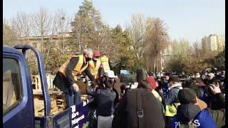 Почему так культурно и мирно? Итоги митинга в Алматы 31.10.2020 / БАСЕ