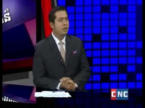 CKN Interview on CNC TV (30-08-2013) [KH]