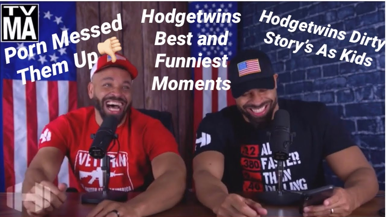 """Hodgetwins """"TV"""" Funniest And Best Moments Pt.2"""