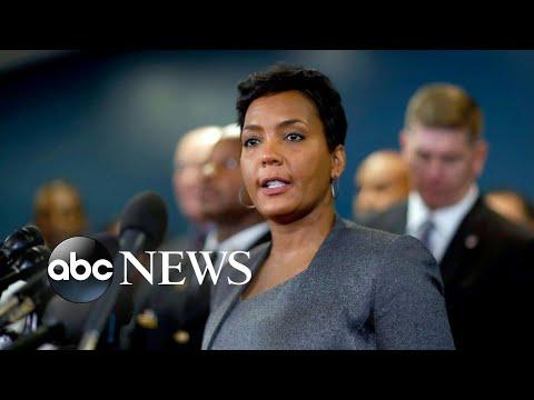 Atlanta's mayor tests positive for COVID-19 l ABC News