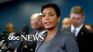 Atlanta's mayor tests positive for COVID-19 l ABC News