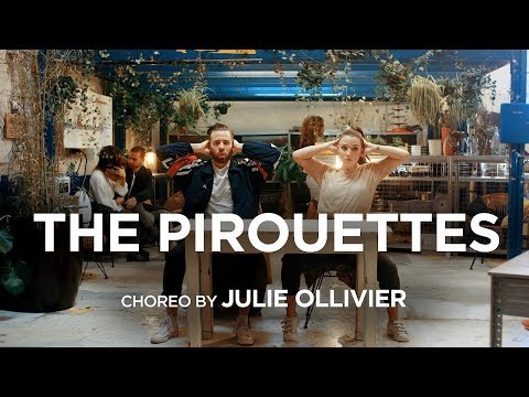 The Pirouettes - L'escalier - Choreo By Julie Ollivier