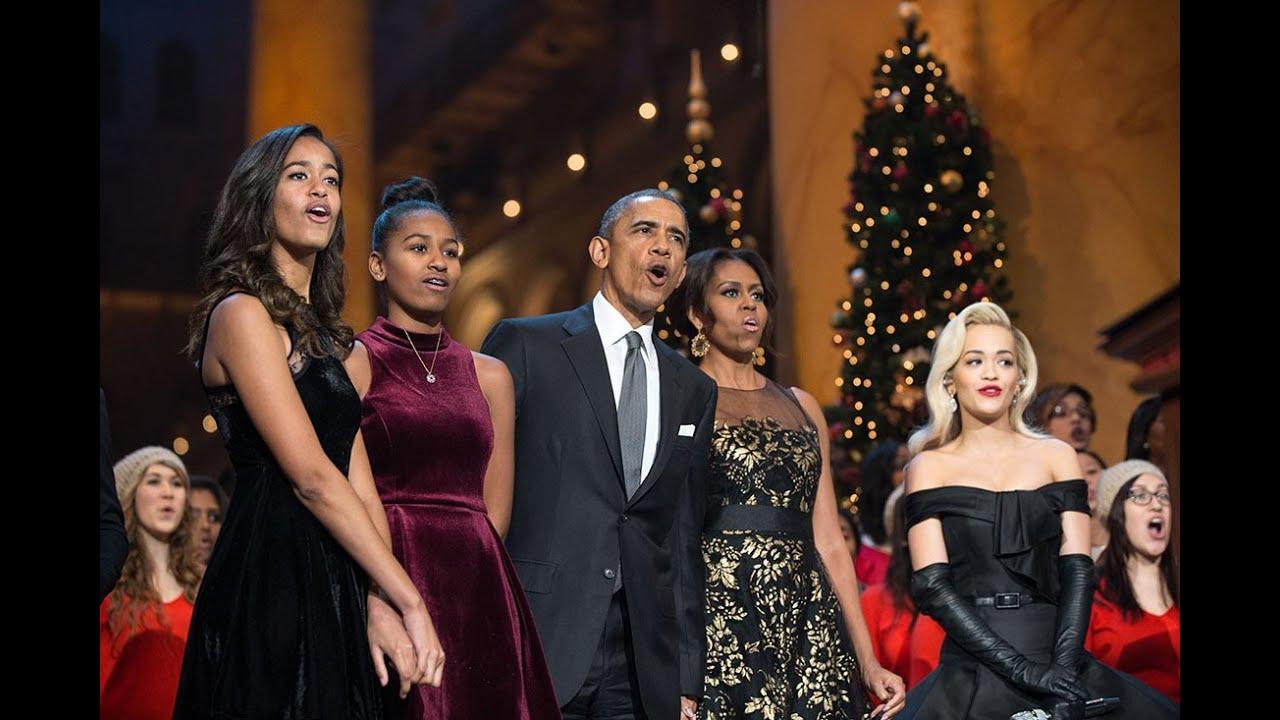 Obama Christmas.President Obama Speaks At The Christmas In Washington Celebration