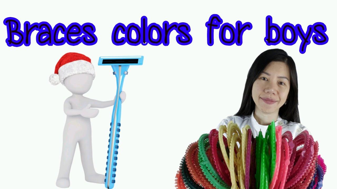 Braces Colors Ideas For Boys Braces colors f...