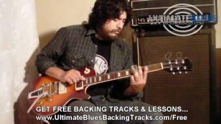 Mind Blowing Slide Guitar Blues Solo