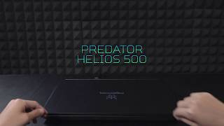 Predator Helios 500 Gaming Notebook – Hands On