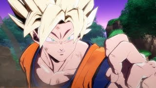 Dragon Ball FighterZ - Goku's Story Mode All Cutscenes (1080p 60fps)