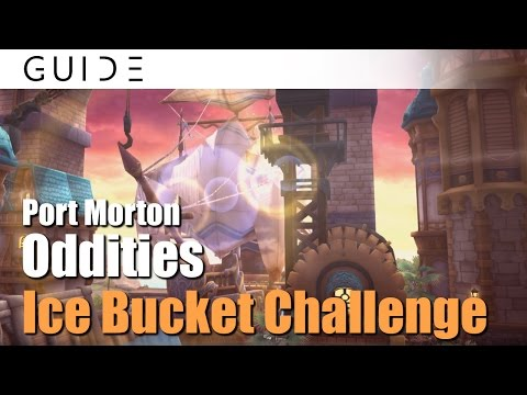 [Guide] Aura Kingdom Oddity Achievement - Ice Bucket Challenge in Port Morton