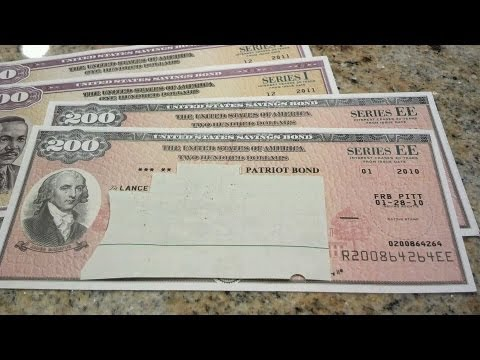 Converting Savings Bonds To Silver - Fiat Paper To Precious Metals - Lanceoa Alchemy
