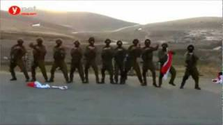 Israel defense force Soldiers dancing with brazilian hit Ai se eu te pego