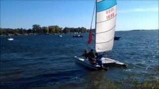 Venture 15 Catamaran September 2013