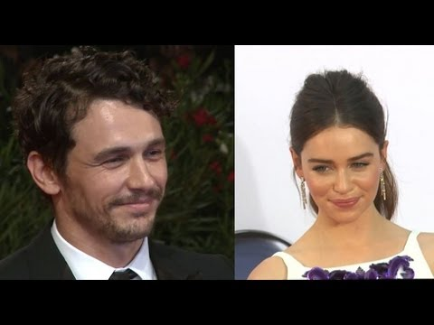 Emilia Clarke Dating James Franco!?