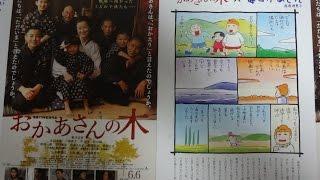 おかあさんの木 B 2015 映画チラシ 2015年6月6日公開 【映画鑑賞&グッ...