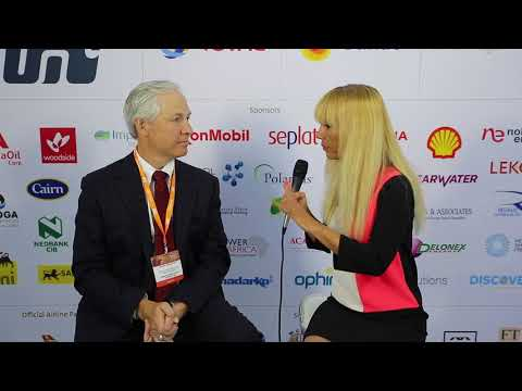 Galen Treadgold, Amni International at Africa Oil Week 2017