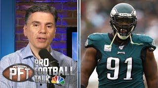 PFT Overtime: Time for Fletcher Cox to step up, no draft lottery | Pro Football Talk | NBC Sports