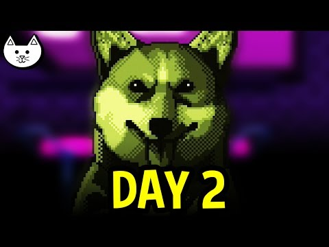 VA-11 Hall-A Prologue - ...Why are all these dogs racist? - (Prologue Day 2 of 3)