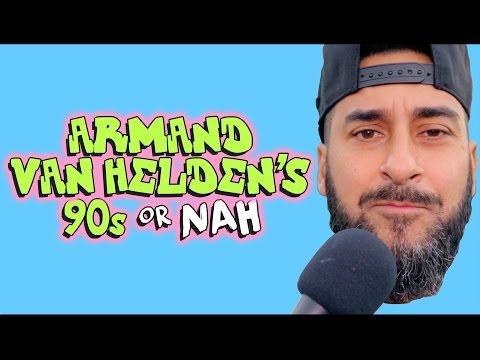 Armand Van Helden's 90's or Nah?