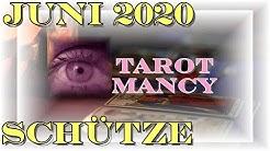 """SCHÜTZE - JUNI 2020 - """"KRISE UND NEUSTART"""" TAROT Liebe Beziehung Kartenlegen Sternzeichen Orakel"""