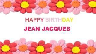 JeanJacques   Birthday Postcards & Postales7 - Happy Birthday