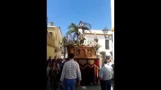 Domingo de Ramos 2014 Manzanilla (Huelva) 1