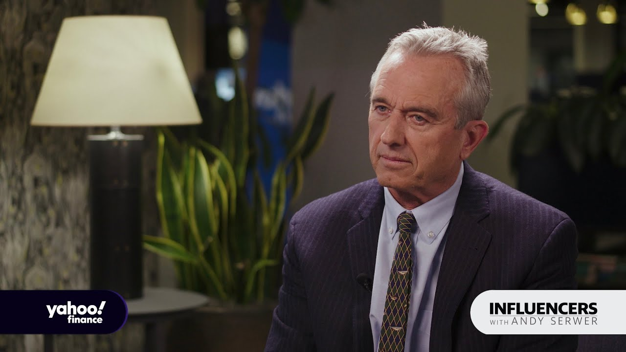 Robert Kennedy Jr. on 'Controversial' Vaccines, Trump, and climate ...
