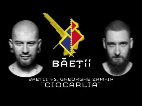 Baetii vs. Gheorghe Zamfir - Ciocarlia 🇷🇴
