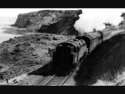 A RAILWAY JOURNEY FROM BOOSBECK TO WHITBY (WEST CLIFF)