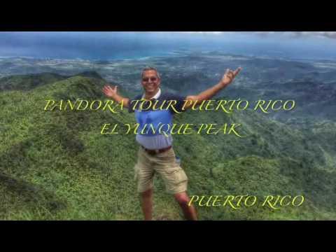 Pandora Tour Pueto Rico