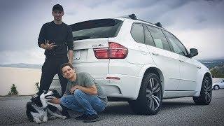 Самая бодрая ХАСКИ на BMW X5M, убежище Грузина, новый дрон Mavic Pro, косяки М3 E46, заруба в NFS